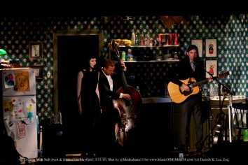 Seth Avett + Jessica Lea Mayfield   Wilshire Ebell Theatre   3/31/15