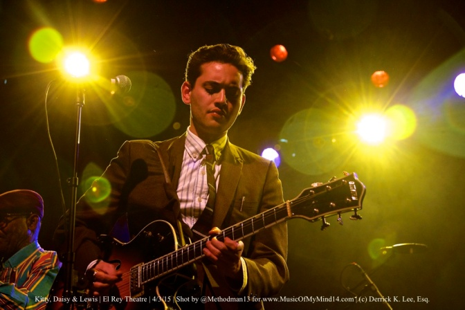 Photos+Videos: Kitty, Daisy & Lewis | El Rey Theatre | 4/3/15
