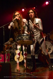 Kitty, Daisy & Lewis | El Rey Theatre | 4/3/15