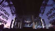 Kaskade | Coachella |4/12/15 | iPhone5 Screen Shot of Weekend 1 Live Stream Un-Leashed by T-Mobile