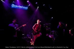 Banta   Troubadour   4/8/15