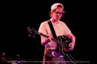 Daniel And The Lion | Troubadour | 4/15/15
